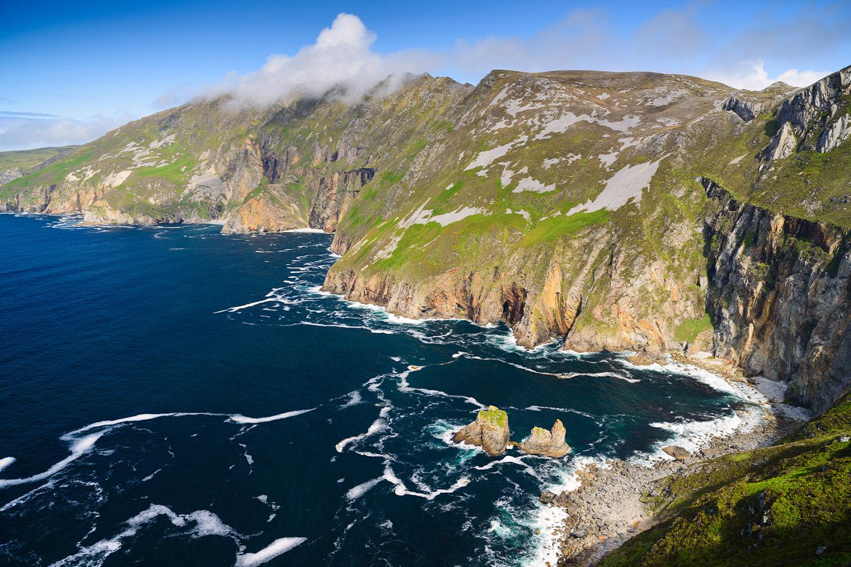 Breathtaking Cliffs on Ireland's Wild Atlantic Way