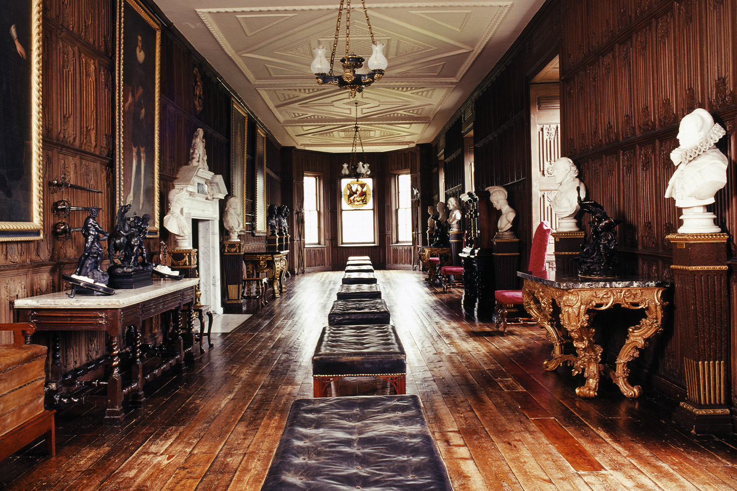 The Vyne, Basingstoke, England