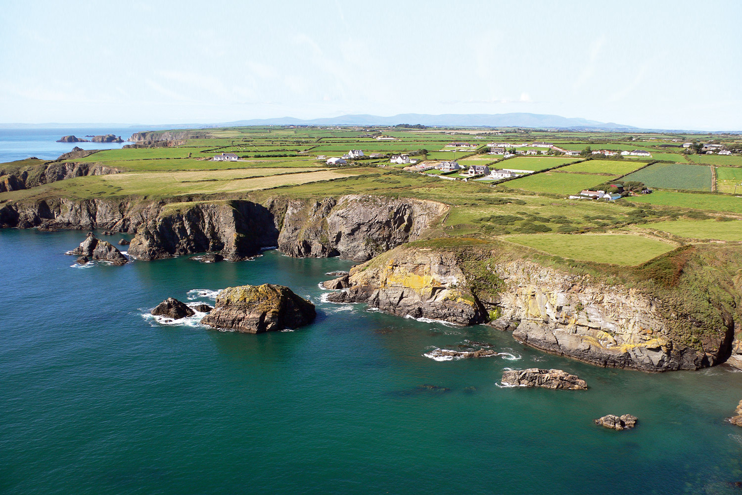 The Copper Coast Waterford, Ireland