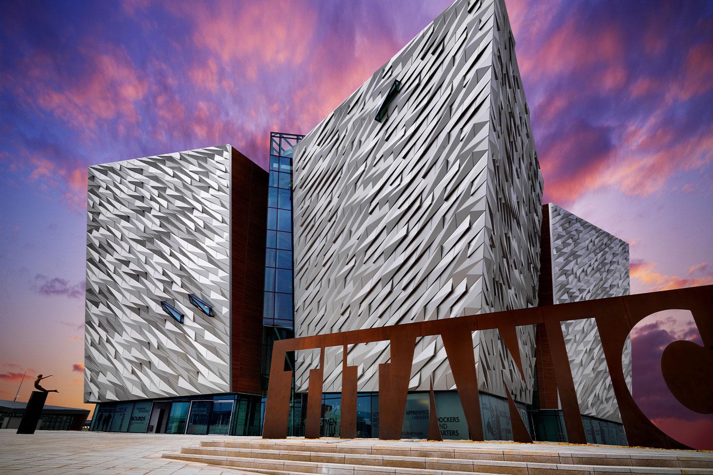 The Titanic Experience, Belfast, Ireland