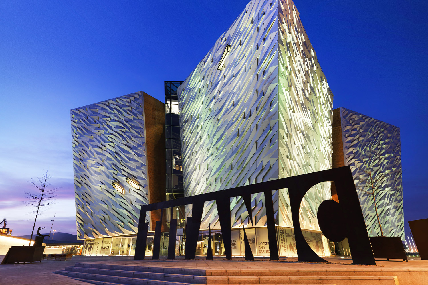 The Titanic Experience, Belfast, Northern Itreland