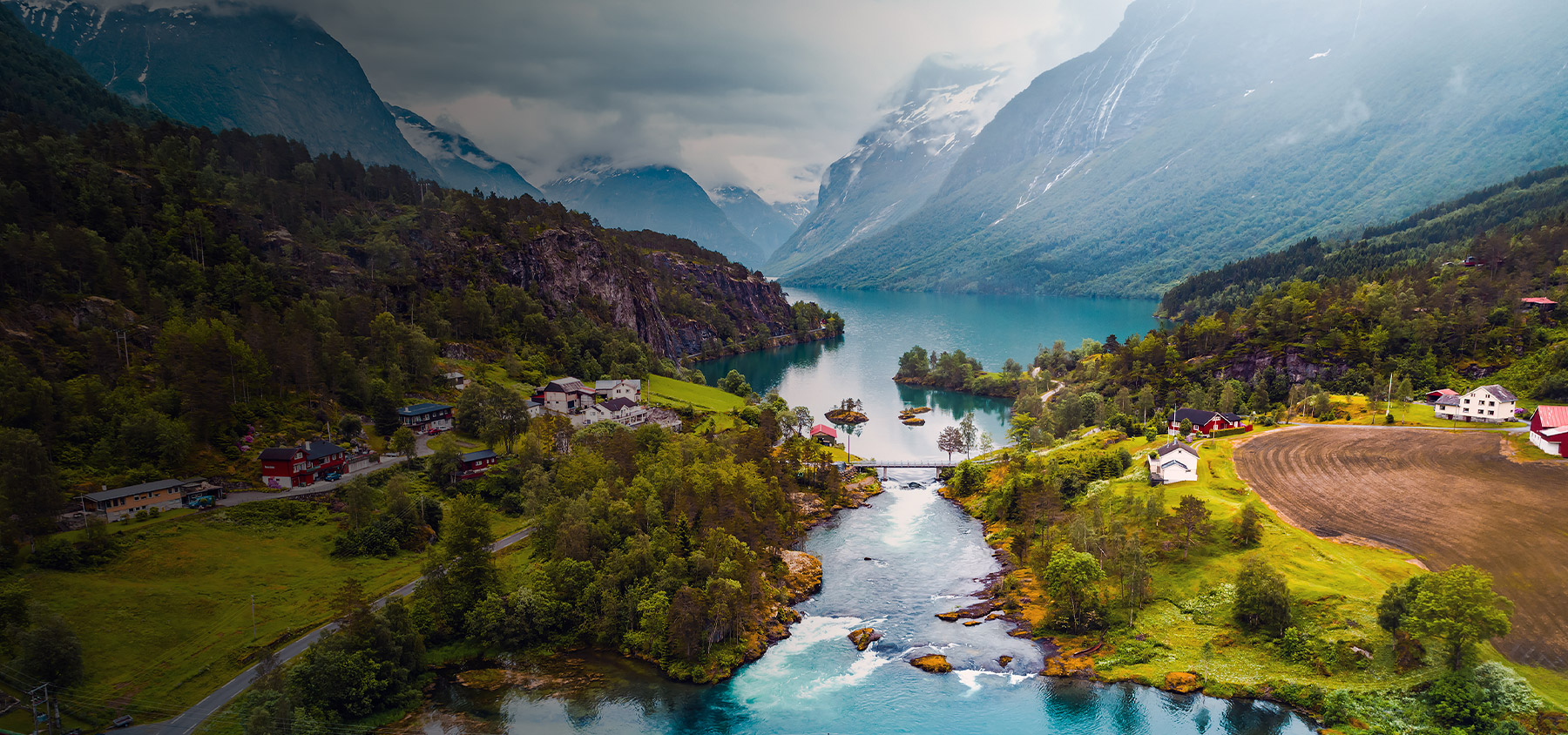 Majestic Fjord