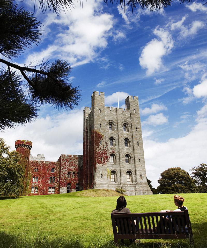 Penrhyn Castle, Bangor, North Wales