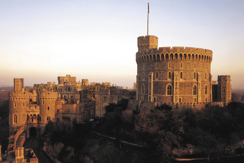 The Round Tower Windsor Castle - © John Freeman -